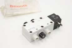 REXROTH Aventics 5727400220 V740-5/2AR-024DC-07 24V 5/2 Wegeventil