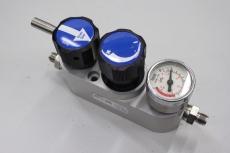 Air Liquide PDG 25-10-12 Entnahmestelle Kompaktmodul mit Druckminderer