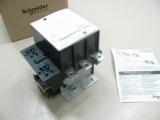 SCHNEIDER Schütz Leistungsschütz Contactor LC1 F185 Q7 AB 380 400V