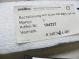 MEGATRON Positionsgeber Wegaufnehmer Wegsensor  MLP 30-200 R5K