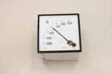 GOSSEN  1200-0-1200A  1200-0-1200 A 1200A 93mm Anzeige Amperemeter 286201001