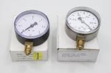 2x RX - ERIKS2x BAudion RF63 RX - ERIKS Ø63mm Manometer AB60068