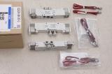 3x SMC 4/5 Port VQZ2000 Ventil Valve body ported VQZ2420K-5M1-C6F-Q